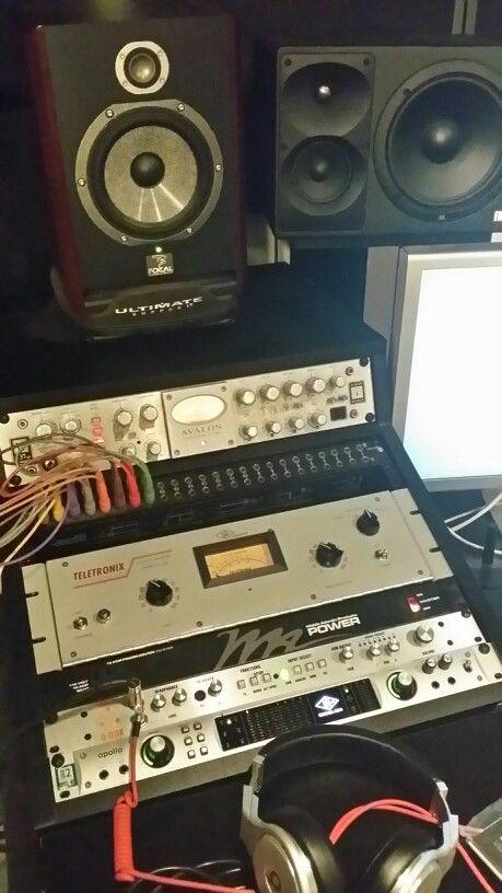 LA-2A #Universalaudio | Unanimous Studio | Audio, Hardware, Mixers