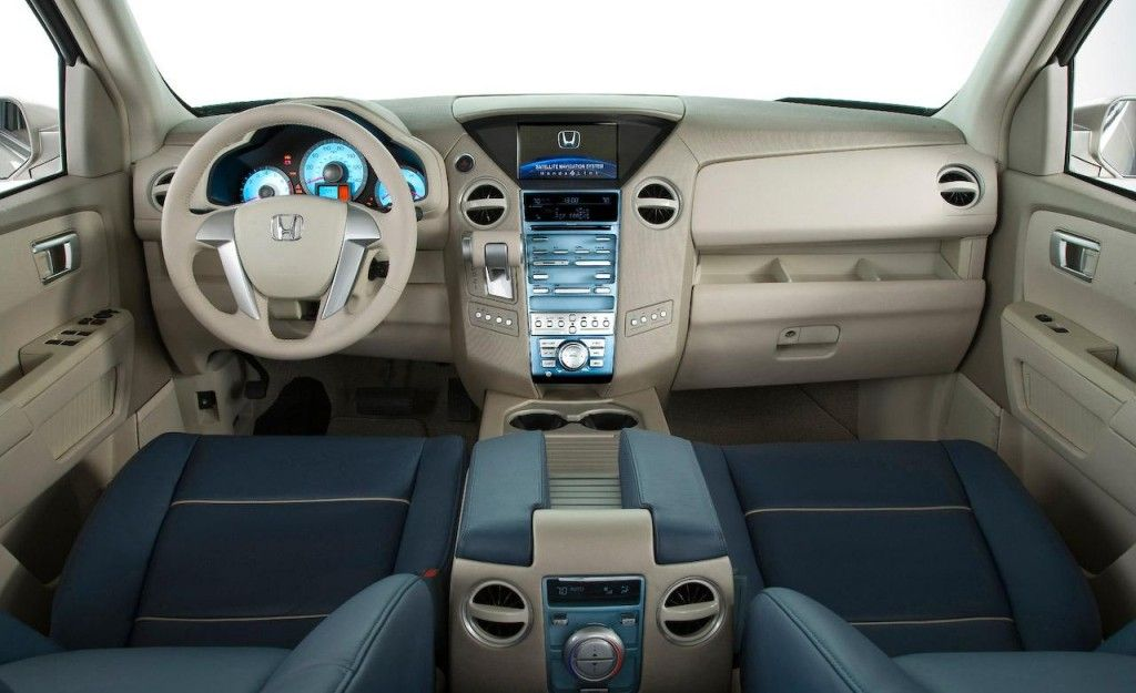 Superb 2014 Honda Pilot Interior