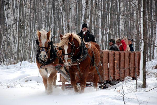 5 Ways To Explore Door County S Winter Magic Midwest