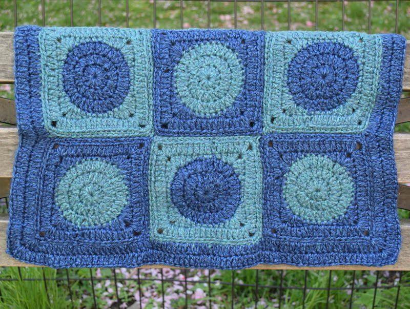 Intensive Love Crochet Baby Blanket