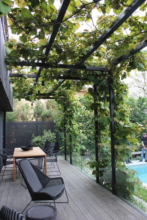 Outdoor Huis En Tuin Tuin