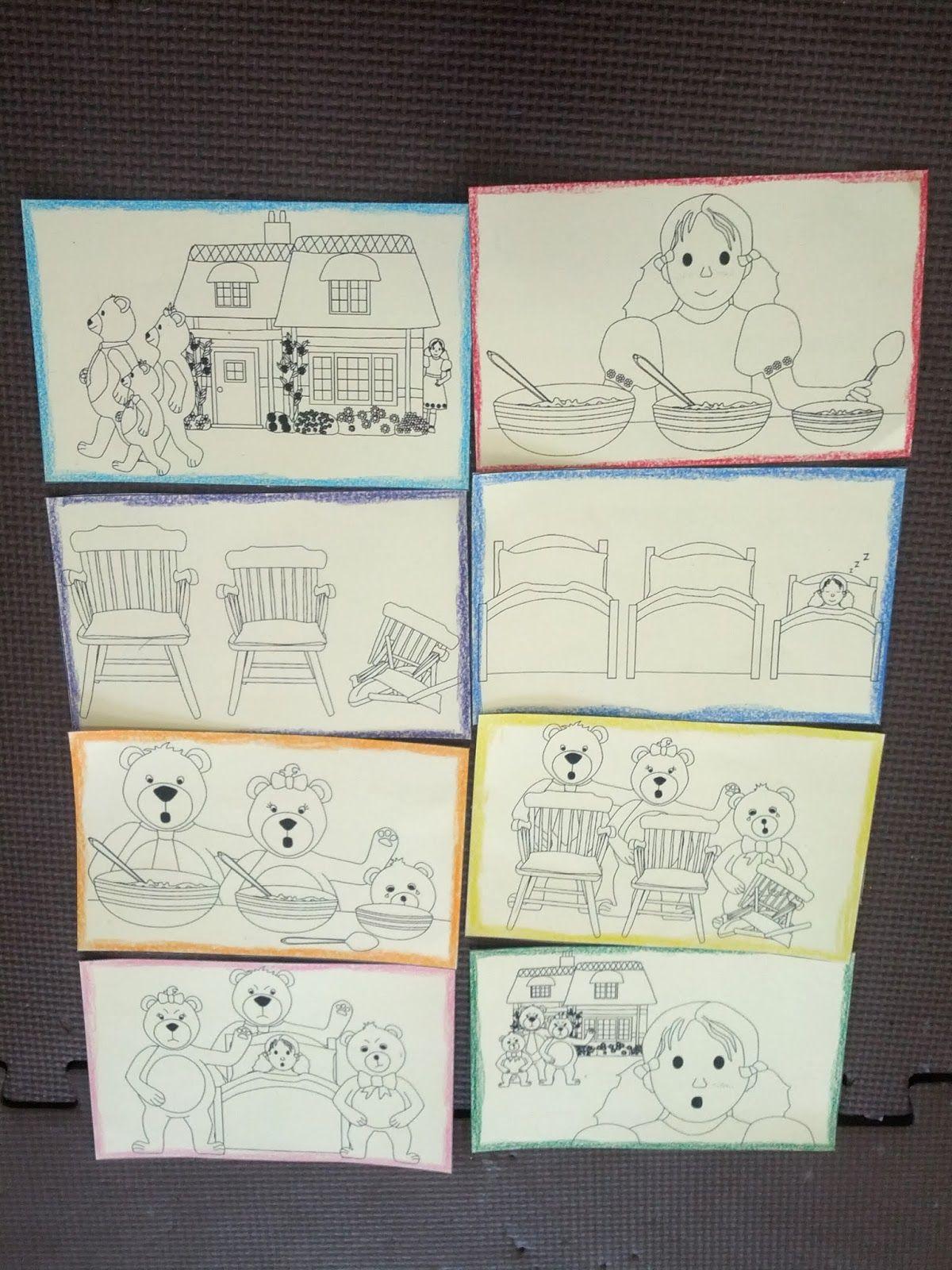 Goldilocks And The Three Bears Part 4