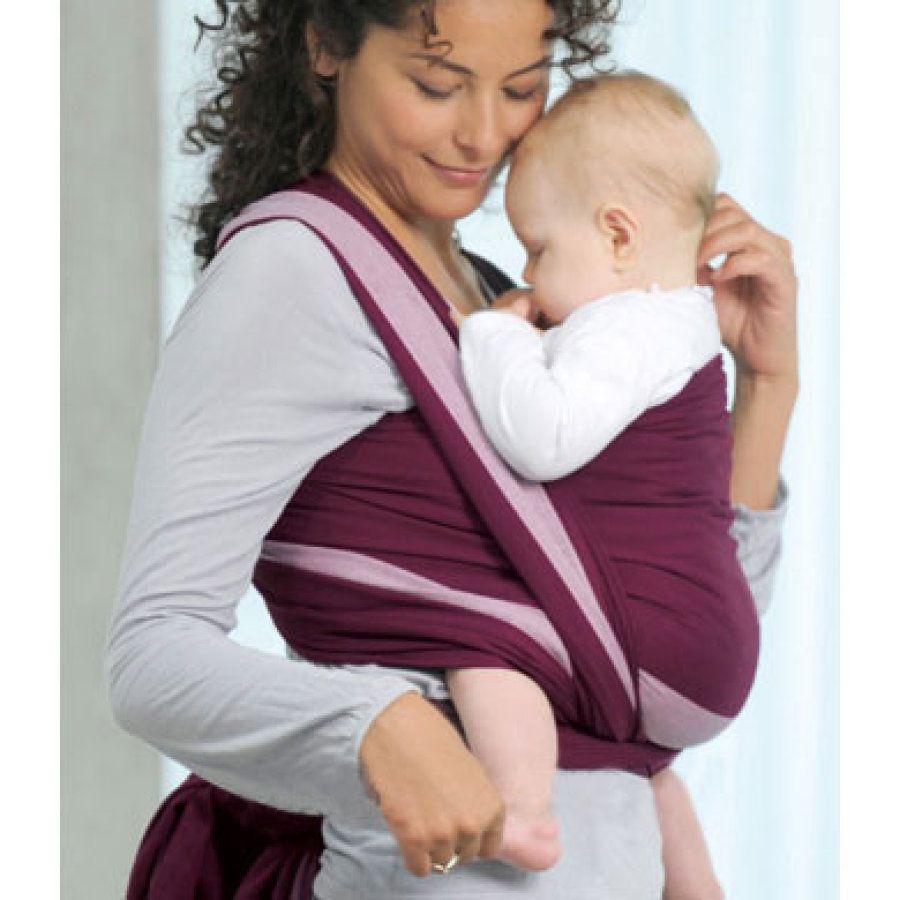 cb0052c2983 AMAZONAS Fular portabebés Carry Sling BERRY 450cm en rosaoazul.es - Envío  gratuito a partir