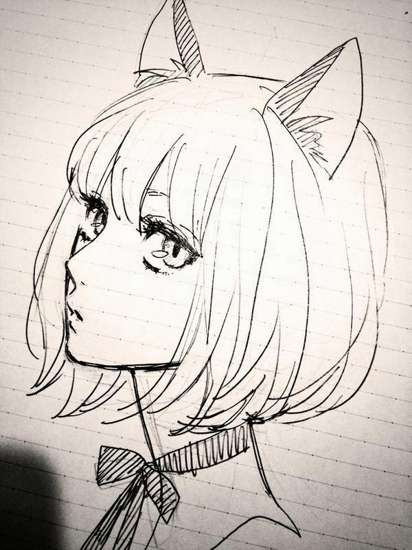 Risunki Anime Karandashom Dlya Srisovki 13 Tys Izobrazhenij Najdeno