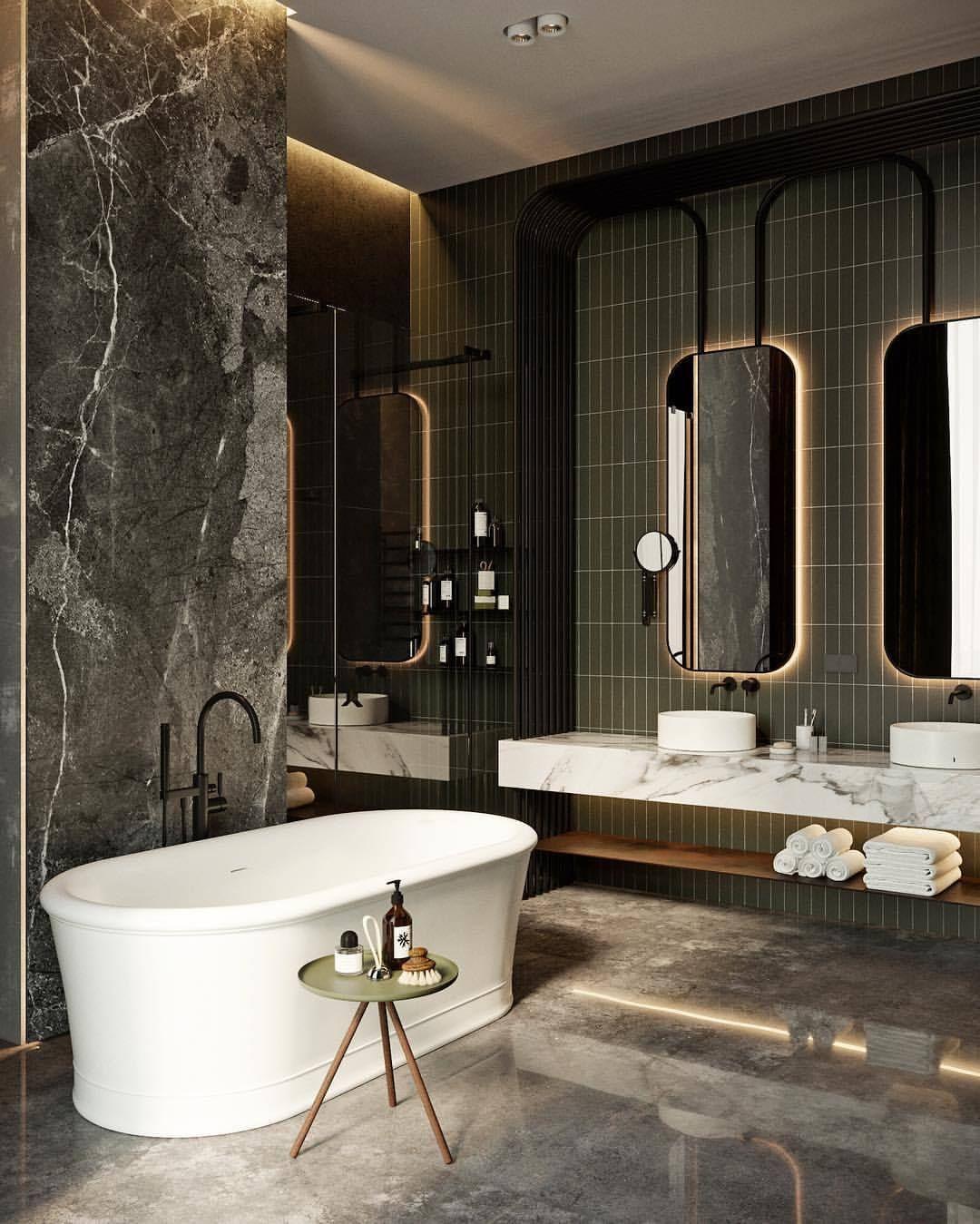 Badezimmer ideen schwarz pin von densch u schmidt auf bad  pinterest  badezimmer bad und baden