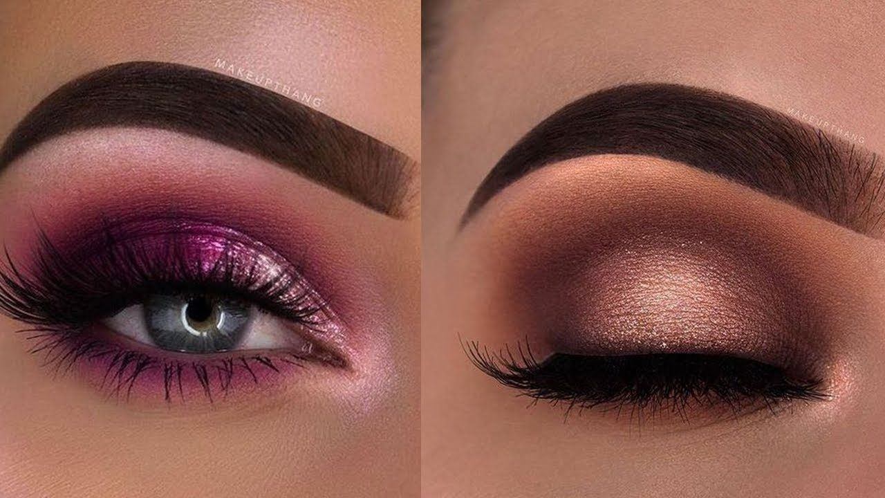 The Best Eye Makeup Tutorials Makeup Tutorial Adorable
