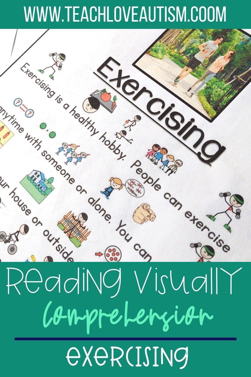 Exercising Reading Visually Comprehension In 2021 Reading Comprehension Activities Special Education Reading Comprehension Activities [ 1500 x 1000 Pixel ]