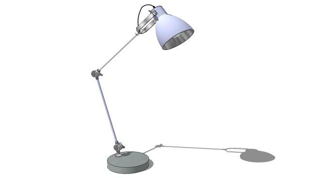 Lampe Metal Mika Maisons Du Monde Ref 137907 Prix 75 00 3d Warehouse Azul
