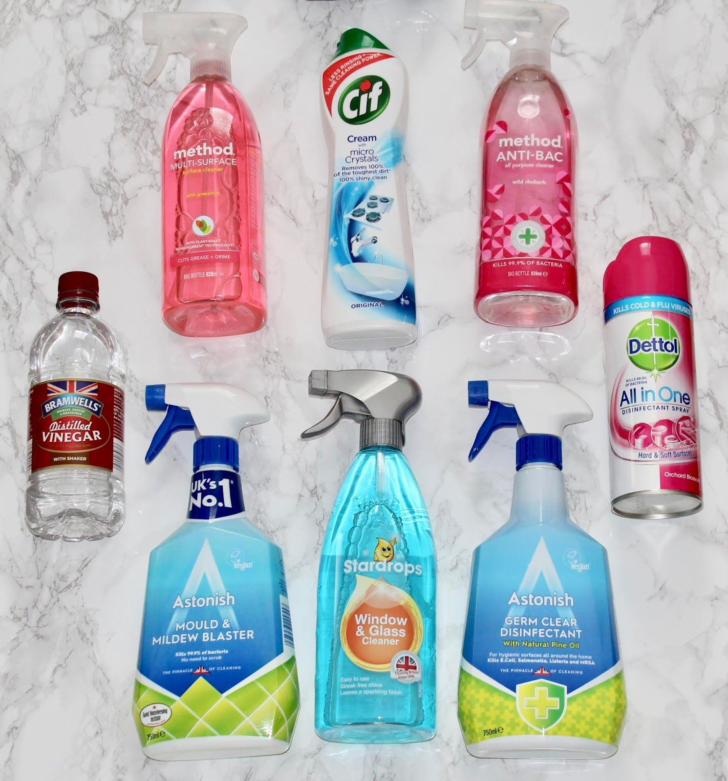 Huge Mrs Hinch Haul New Cleaning Supplies Beautyhacks Cleaning Cleaning Supplies Cleaning Cupboard