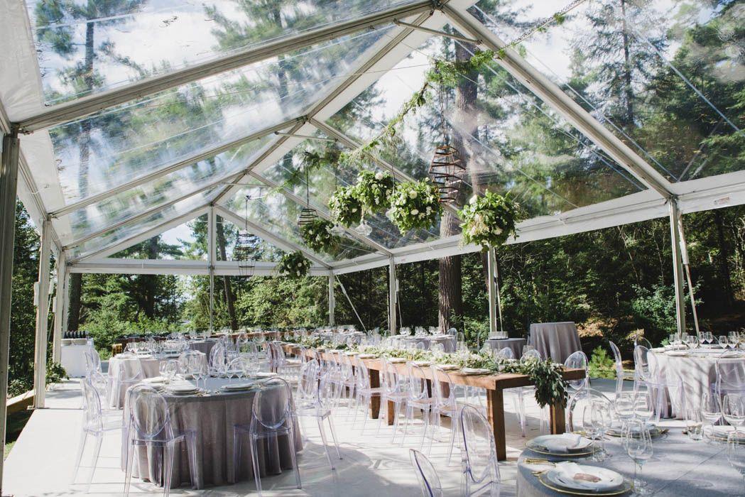 Jewel Tone Ontario Wedding at Lake of the Woods Wedding