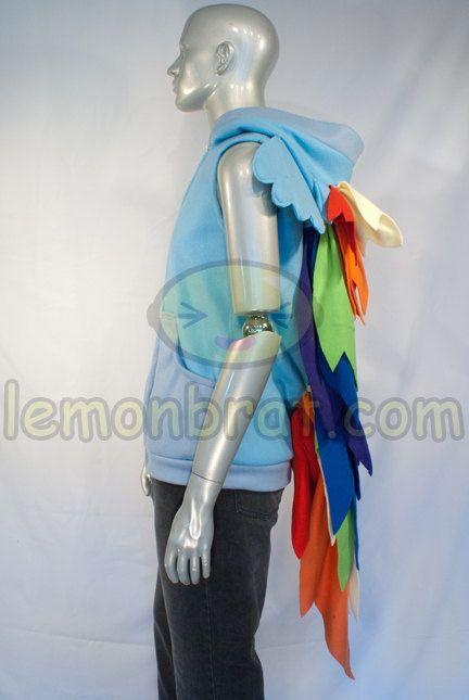 Rainbow Dash sweater