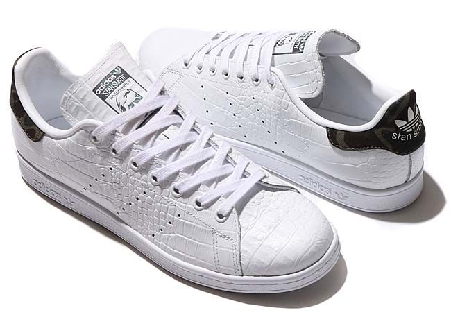 adidas Originals STAN SMITH [RUNNING WHITE / CORE BLACK] BA7443