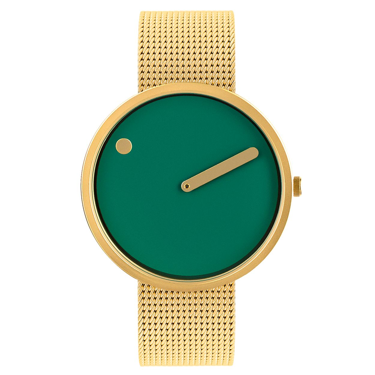 Rosendahl Uhren A Danish Design Classic The Picto Watch By Rosendahl Is Updated