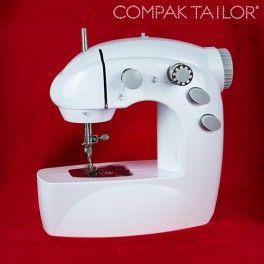 Máquina de Coser Portátil Compak Tailor - lokompro