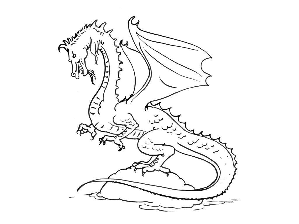 Tete Dragon Colorier Dessins Imagixs Quote Ausmalbilder Drachen Ausmalbilder Drachen