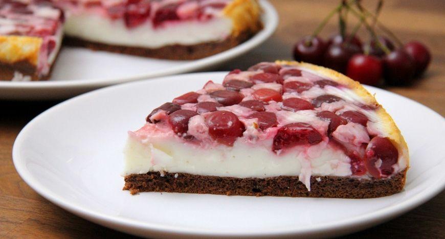 meggyesjoghurtos torta recipe nyaminyami sweets