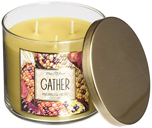 Introducing Bath Body Works Gather Marshmallow Fireside White Barn