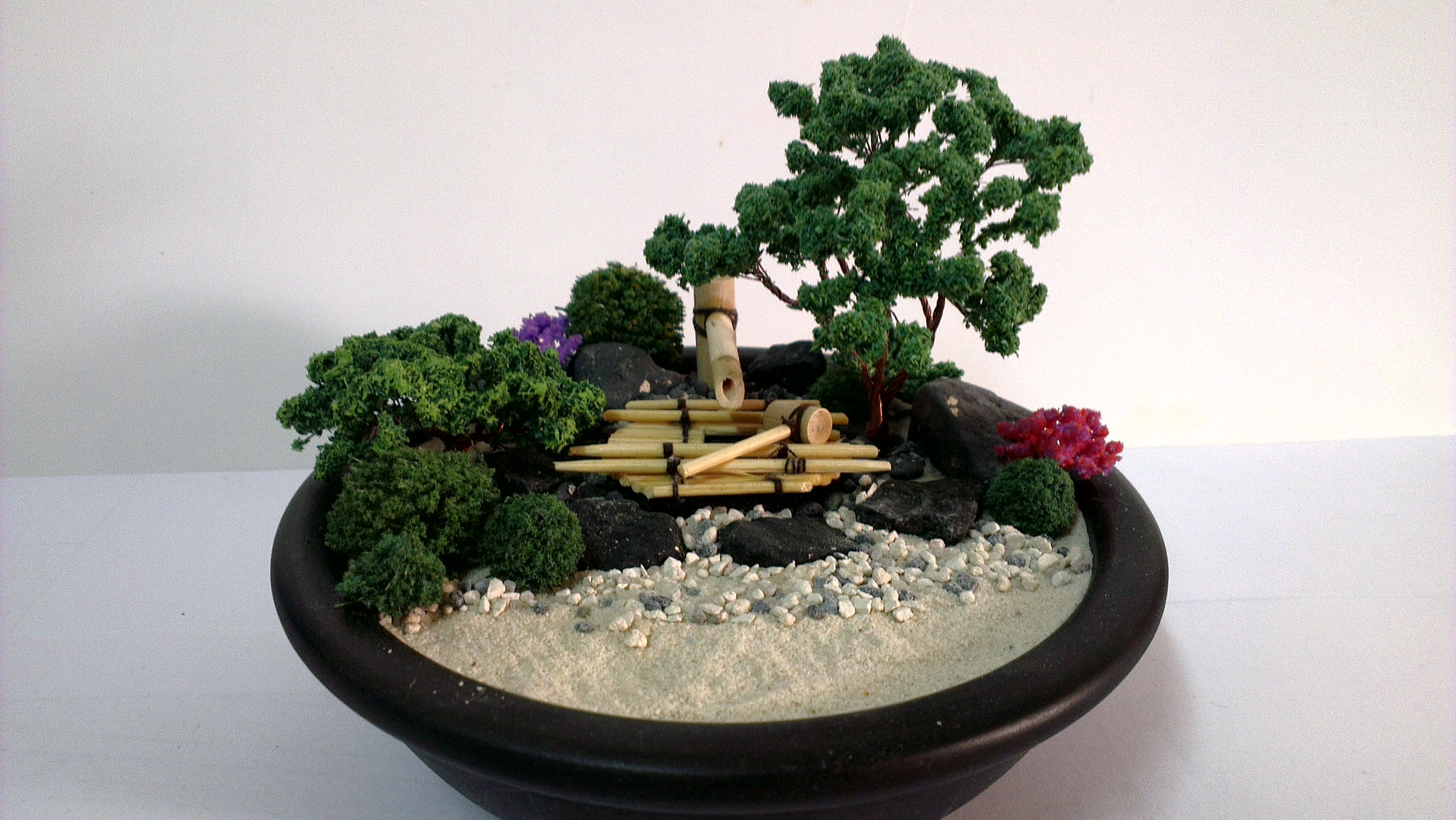 miniature zen garden miniature zen