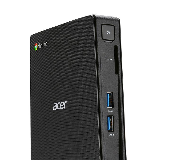 Acer amplía su gama de dispositivos Chrome con el nuevo Chromebox CXI