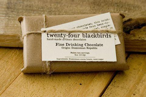 The Chocolate Path - twenty-four blackbirds Fine Drinking Chocolate - The Chocolate Path
