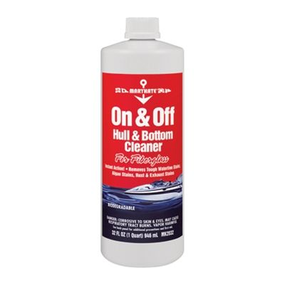 Marykate On & Off Hull and Bottom Cleaner Quart MK2032