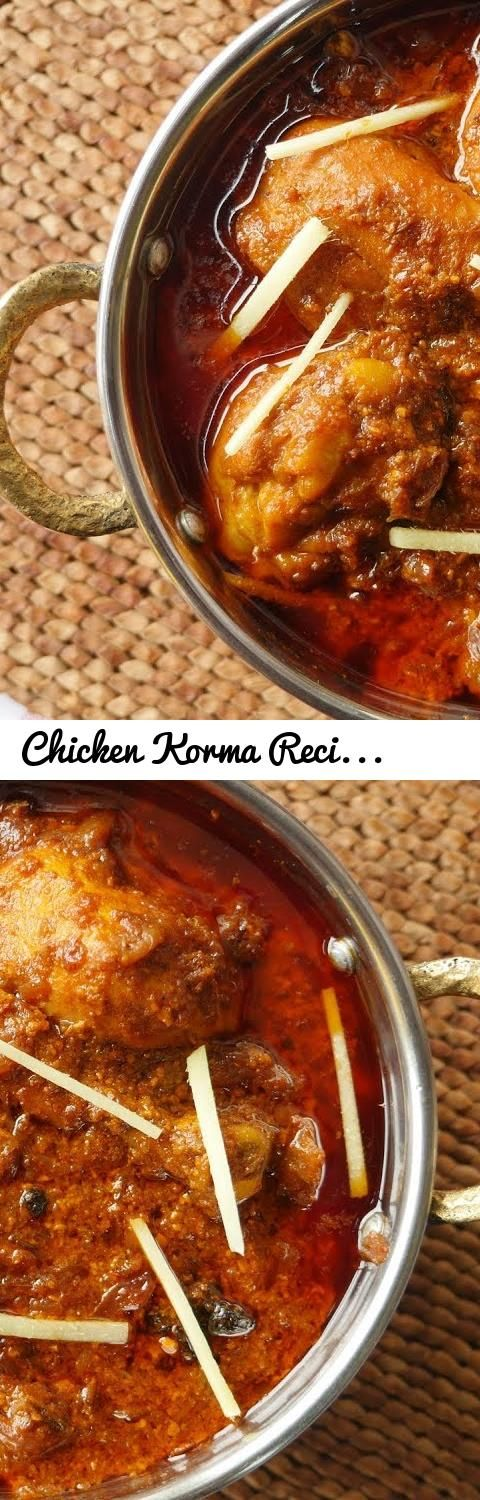 Chicken Korma Recipe By Food Fusion Tags Food Fusion Food