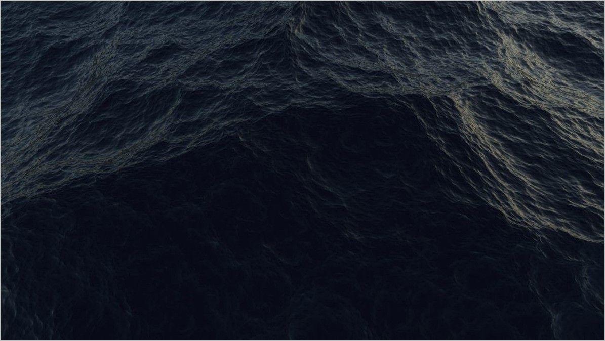 Android Dark Ocean Wallpaper 4k Ocean Wallpaper Wallpaper Ocean
