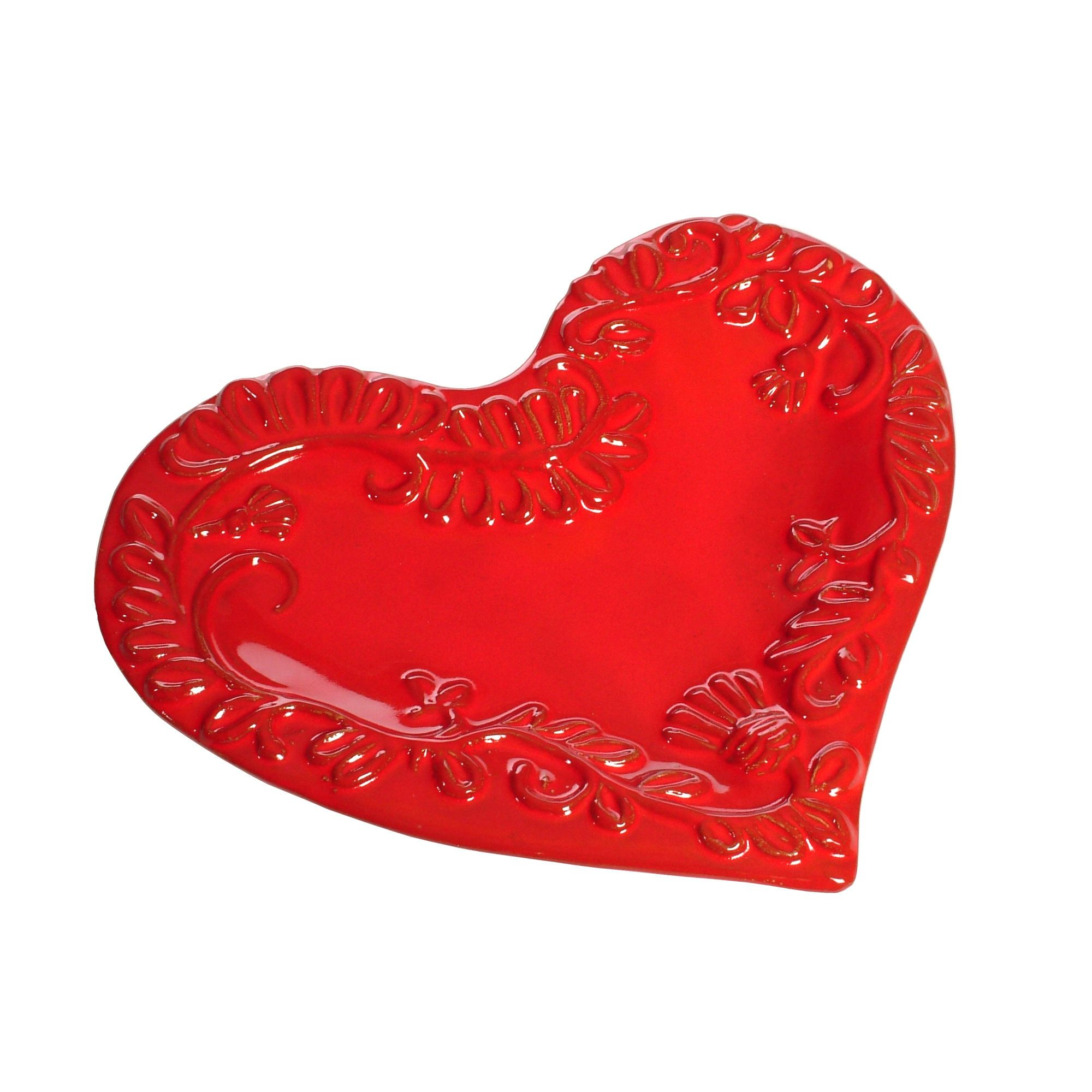A red and heart shaped plate? Perfect for serving )  sc 1 st  Pinterest & A red and heart shaped plate? Perfect for serving :) | Hearts ...