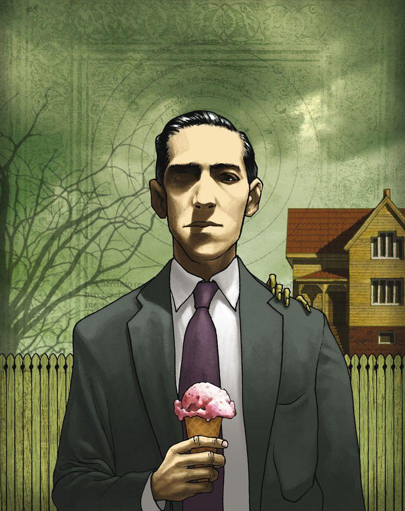 Image result for Howard Phillips Lovecraft