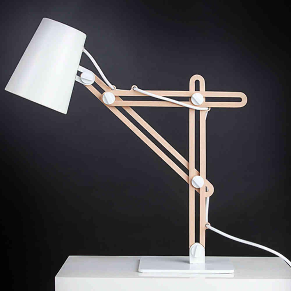 Design Schreibtischleuchte mantra design looker 3615 design schreibtischleuchte weiß holz