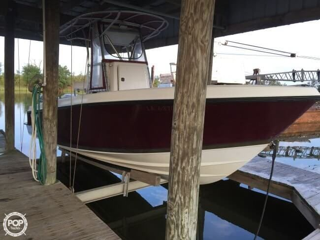 2002 Contender 23 For Sale in Chauvin, LA