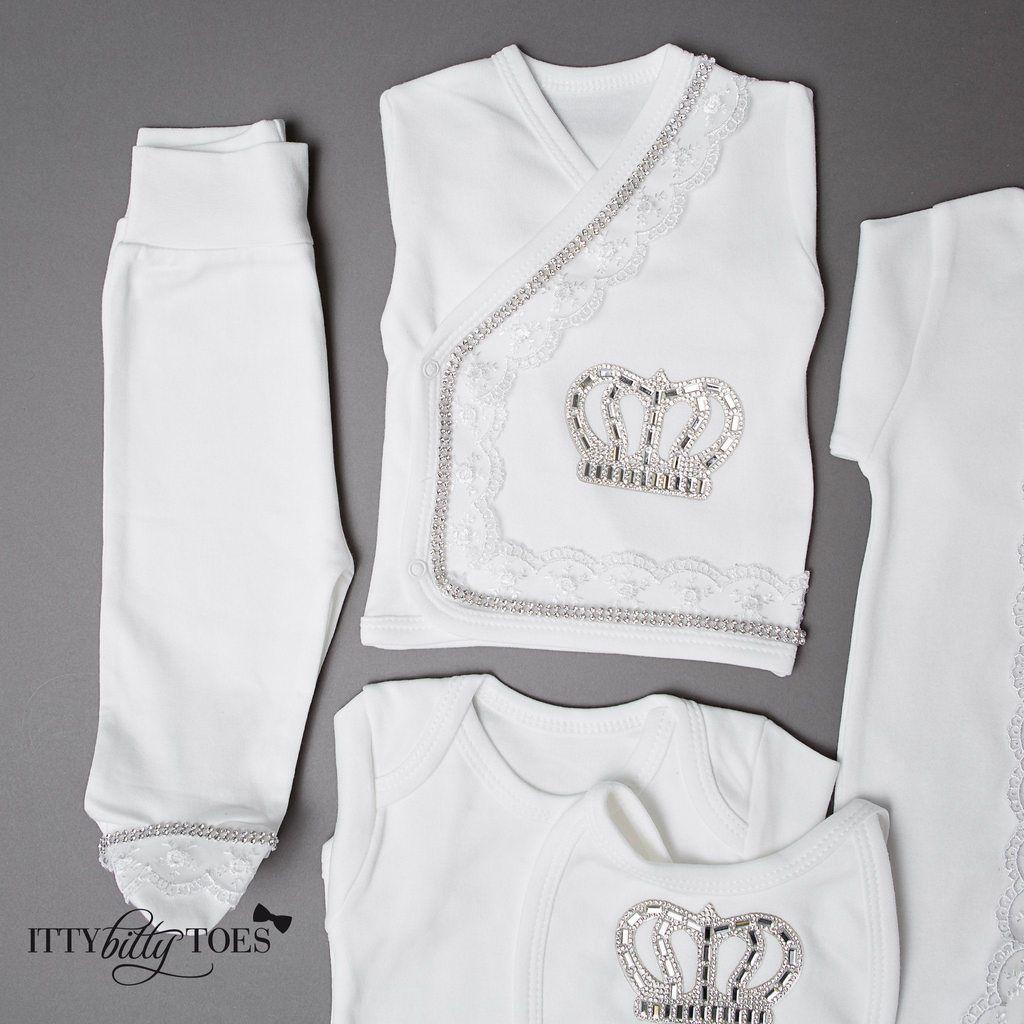 unisex 10 piece onesie set