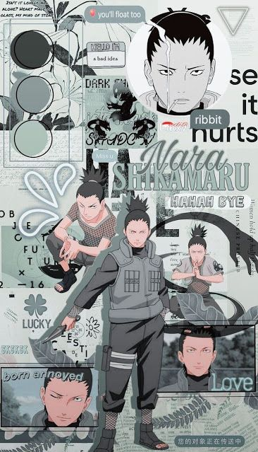 Papel de parede do Shikamaru Nara do anime Naruto   wallpaper do Shikamaru Nara em HD