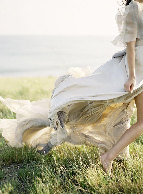 Jose Villa | Wedding Photography | Greek Inspired Wedding | Amazing Grecian Wedding Dress!