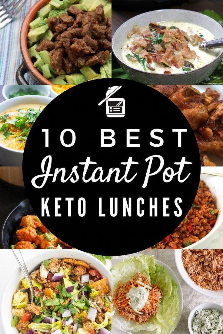 Why you need an Instant Pot and why its the perfect appliance. I love tall of these delicious lunc