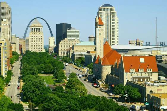 If you are visiting Missouri, stay far away from St. Louis! Violent crime is very common; their murd... - Photo Modified: Flickr/Ron Reiring /CC BY 4.0