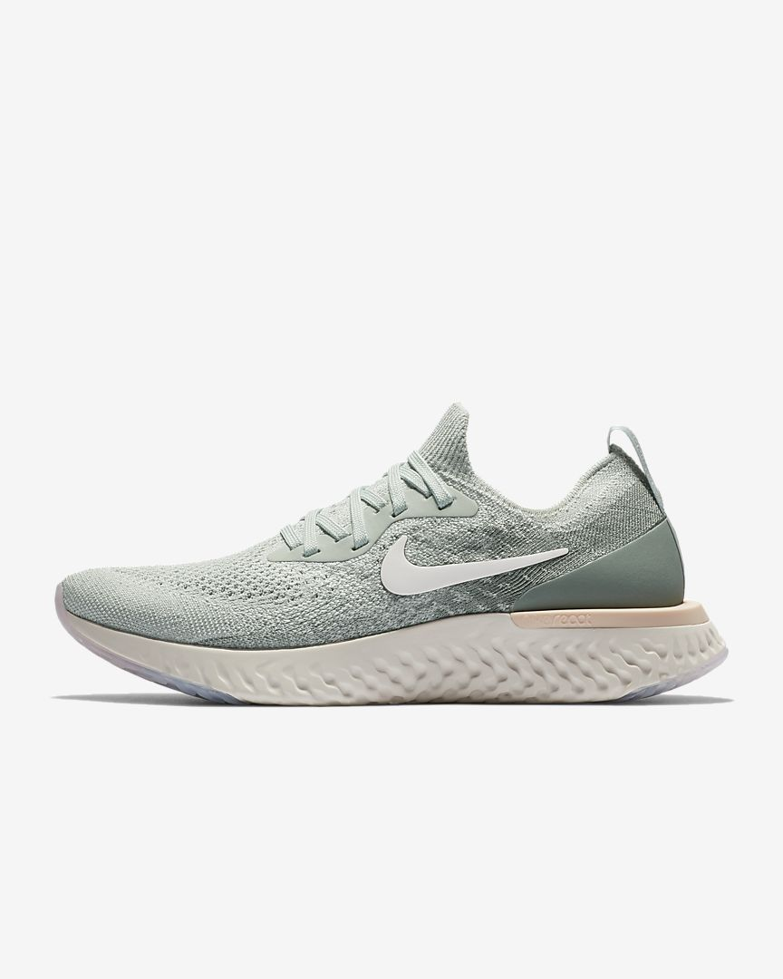buy popular ae474 8e95d Nike Epic React Flyknit Women's Running Shoe | shoes ...