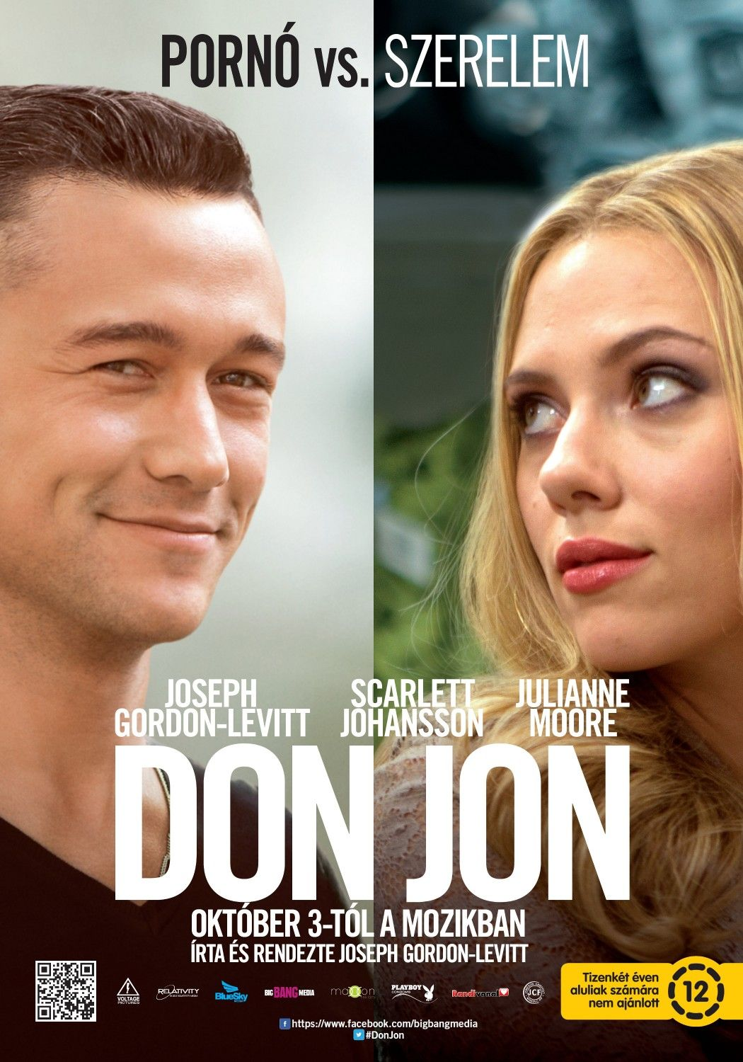 don jon coming soon to a theater near you pinterest movie
