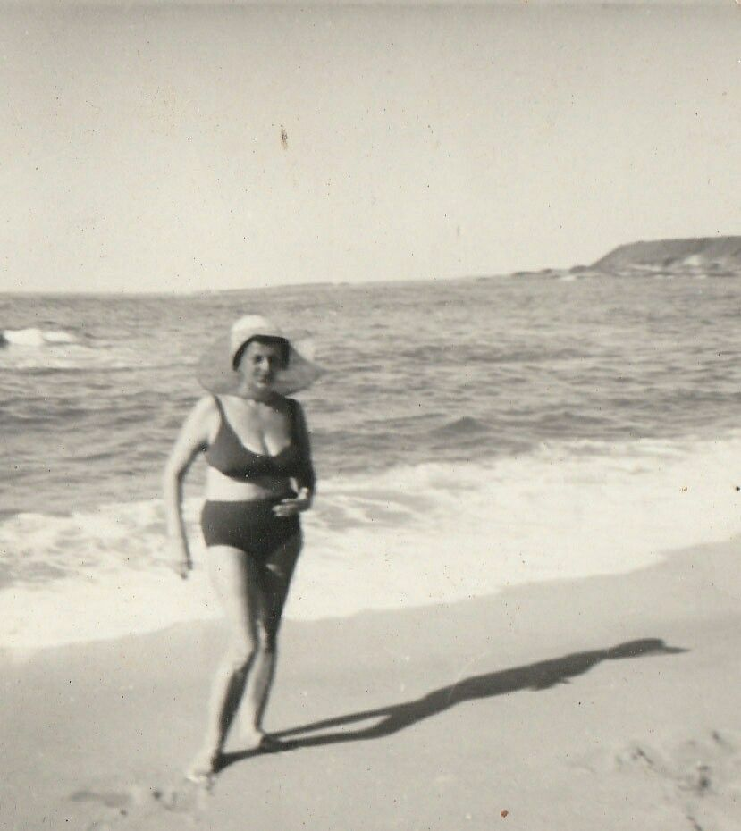 Minha avó Dora