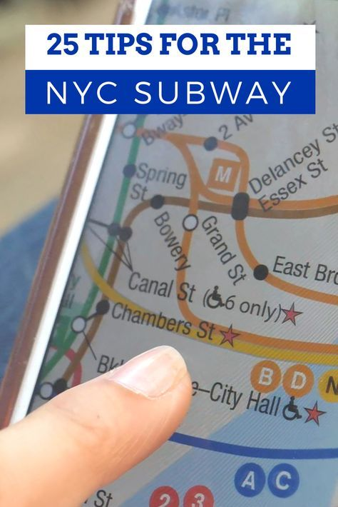 25 Things You Need to Know About the NYC Subway is part of Things You Need To Know About The Nyc Subway New York - The subway is one of the fastest ways to get around NYC, but it can be very confusing for both tourists and locals  First, let's clarify the name of this subway system  It is not