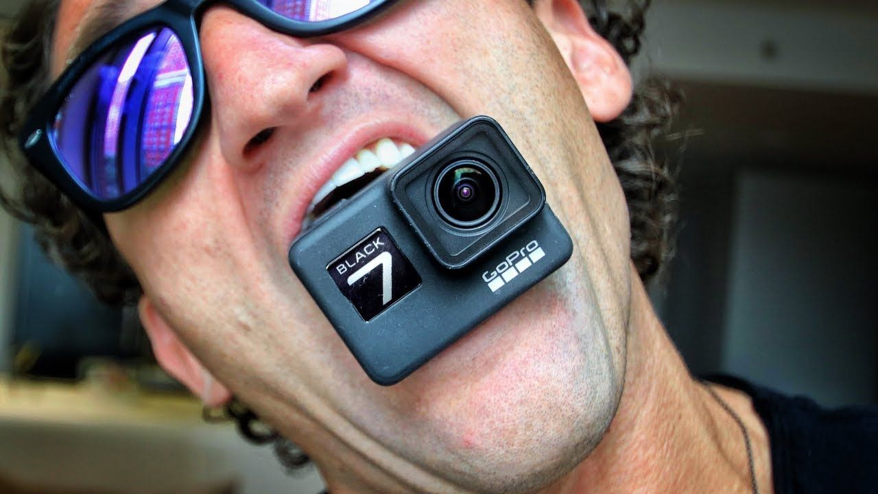 i didnt want to like it. GoPro 7; GREATEST EVER. Newest