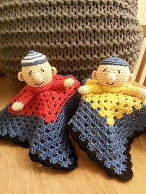 Idee Knuffel Buurman En Buurman Haken Pinterest Crochet
