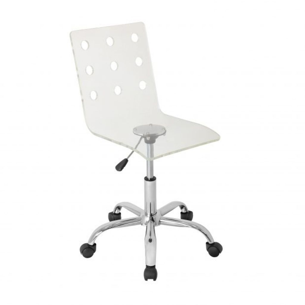 77+ Acrylic Rolling Office Chair - Custom Home Office Furniture ...