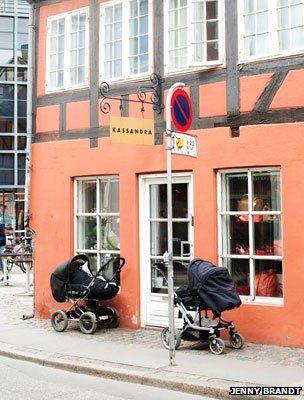 The Babies Who Nap In Sub Zero Temperatures Denmark Baby Sleep Baby Nap