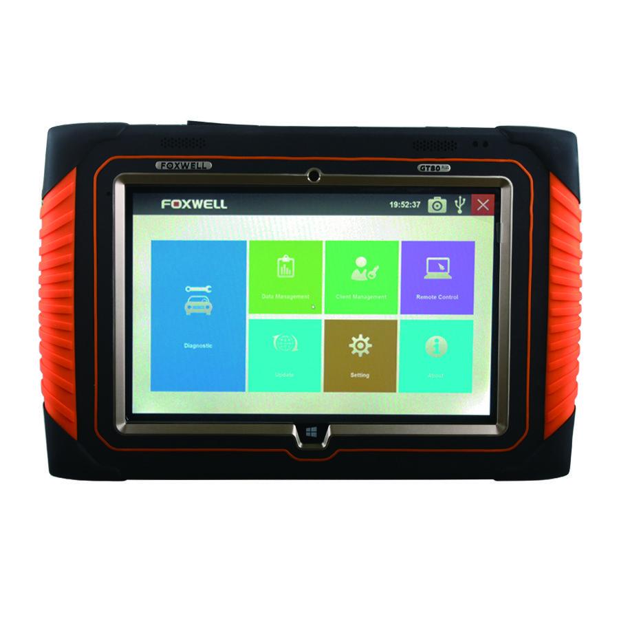 Foxwell GT80 Plus Next Generation Wifi Bluetooth Diagnostic Platform Update Online