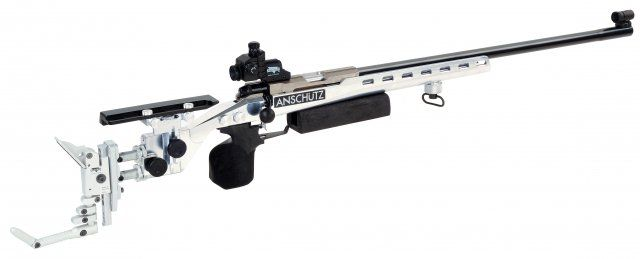 Anschutz  22 Target Rifle 2013/690 with stock 2018 | Rifle team