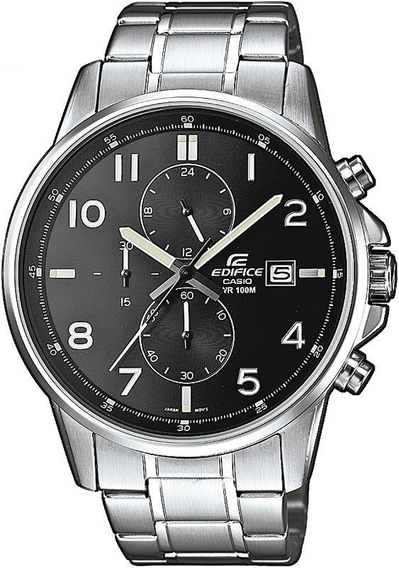 1d62ad3630be Casio Edifice Chrono EFR-505D-1AVEF Reloj Para hombres EFR-505D-1AVEF Más