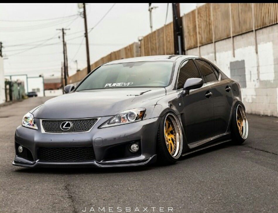 lexus isf stance voitures pinterest lexus isf cars and jdm. Black Bedroom Furniture Sets. Home Design Ideas