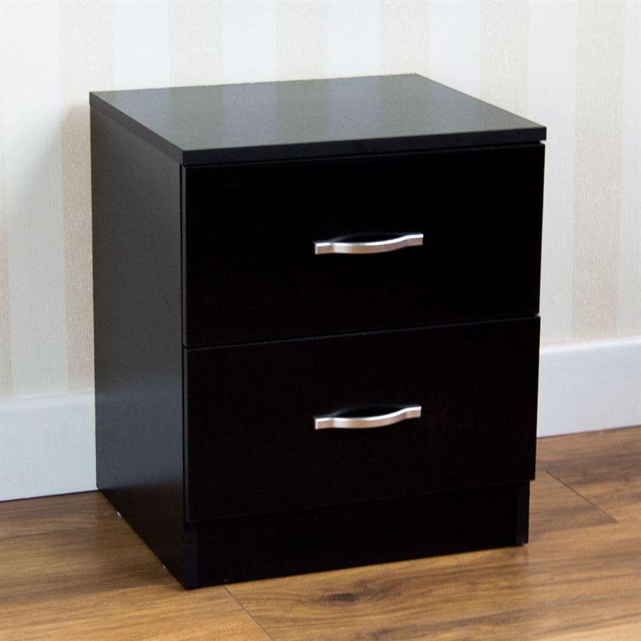 24 Spectacular Bedside Table Ideas Black Bedside Cabinets Bedside Cabinet Bedside Table