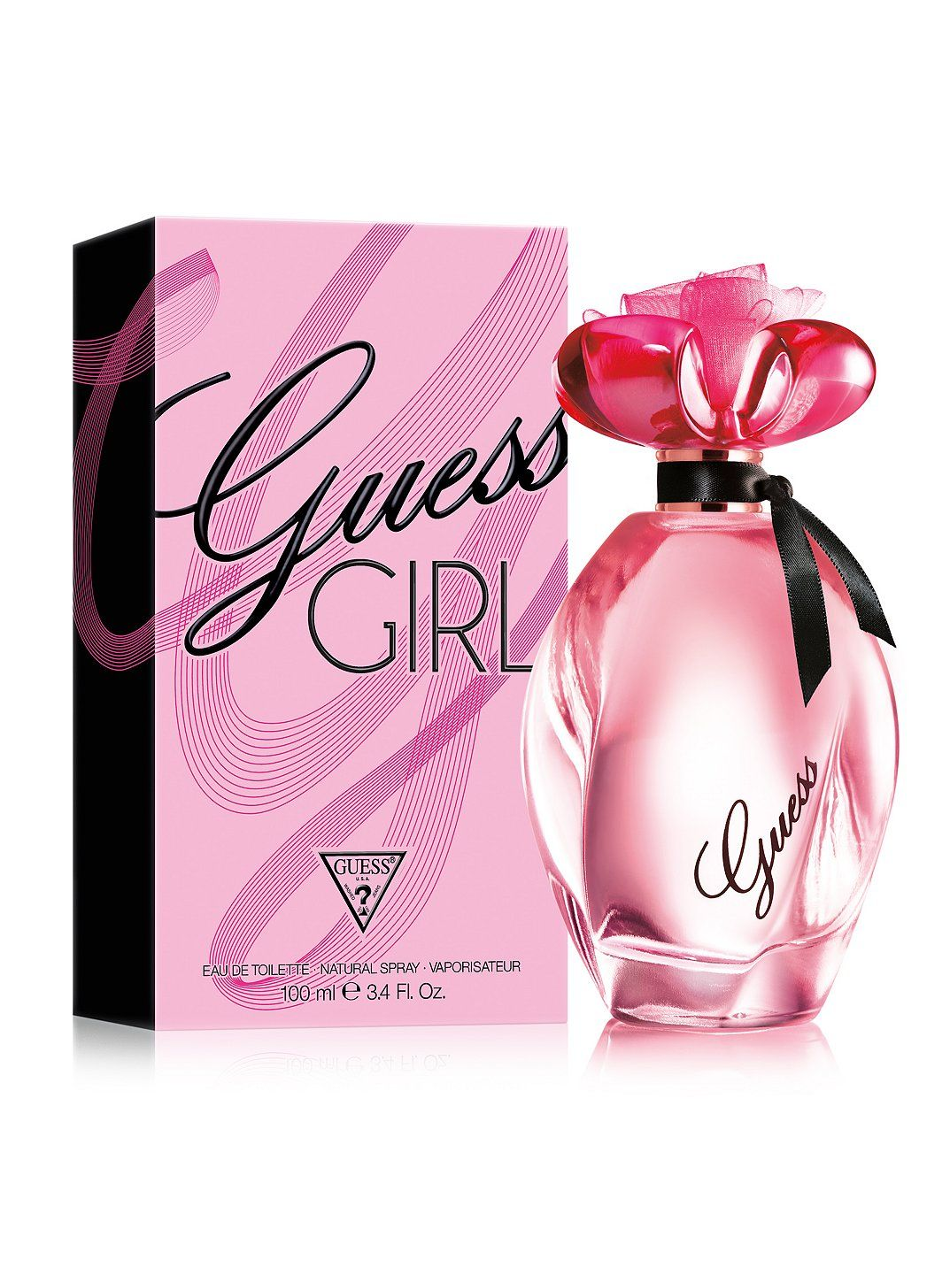 GUESS Girl Eau De Toilette, 3.4 Oz at Guess | Women perfume